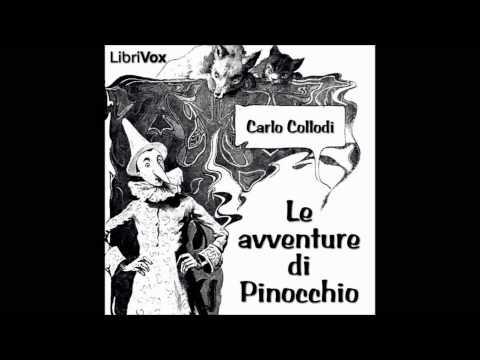 Le avventure di Pinocchio di Carlo Collodi (Free Audio Book to Learn Italian Language)