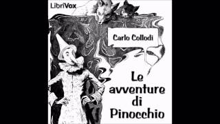 Le avventure di Pinocchio di Carlo Collodi (Free Audio Book to Learn Italian Language)