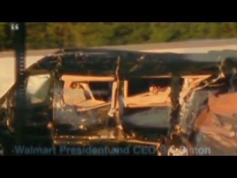 Driver: Tracy Morgan was screaming in crash
