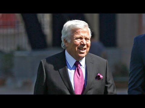 Robert Kraft: Patriots have decided not to appeal punishment