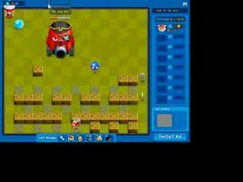 Boss 9 - Màn 3 - Boom Online