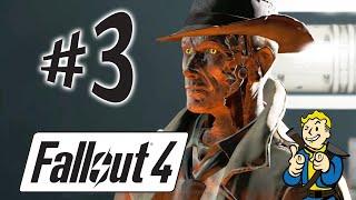 Fallout 4 - Parte 3: O Detetive Sintético! [ PC 60FPS - Playthrough PT-BR ]