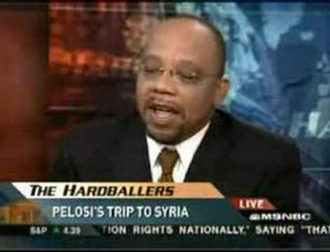 Eugene Robinson on Hardball