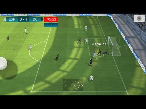 Pes 2017 Pro Evolution Soccer Android Gameplay #27