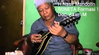 Video SONETA Formasi 1 (H.Nasir Mandolin) download MP3, 3GP, MP4, WEBM, AVI, FLV Agustus 2018
