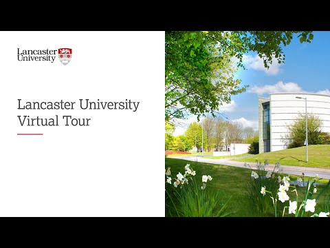 Lancaster University Virtual Tour