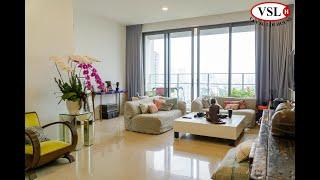 Khám phá căn hộ THE NASSIM THẢO ĐIỀN 3PN TÂN CỔ giá $3000/tháng, lầu cao-view sông |Vạn Sự Lợi House