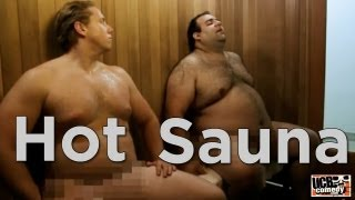 Hot Sauna: a SKETCH by UCB's The Punch