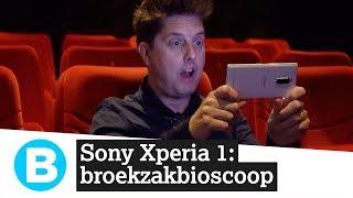 Review Sony Xperia 1: de langste smartphone van dit moment
