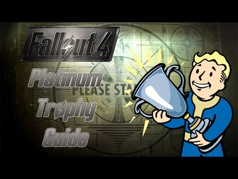 Fallout 4 Platin Guide