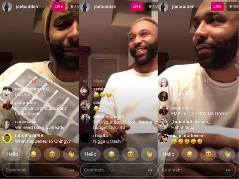 Joe Budden ROASTS the Migos for Their Ice Tray Music Video & Hook