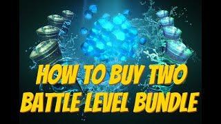 How To Buy Dota 2 Battle Pass Level Bundle TWICE!
