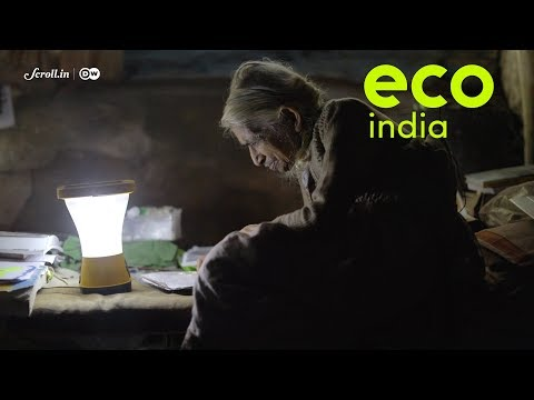 Eco India: A retired Botany professor in the city of Pune has never used electricity in her life
