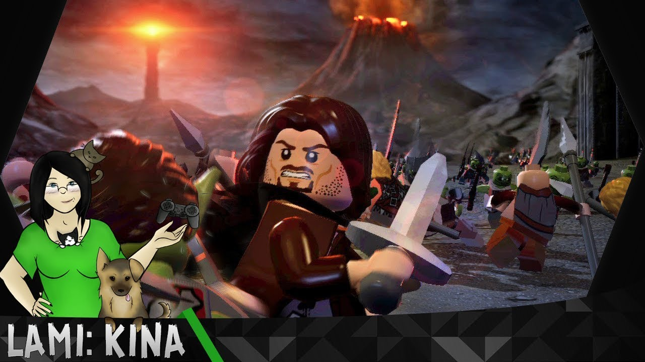 LEGO The Lord of the Rings #1
