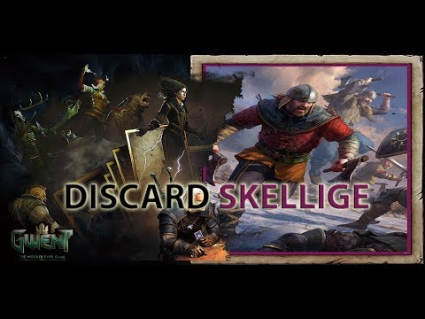 Gwent: Discard Skellige Is Back (New Deck Hype)