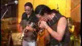 Blues da Amazônia - Índigo Blues - Break and Butter 2