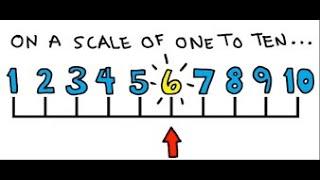 #38 Оцените свои знания по шкале от 1 до 10