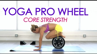 Yoga Wheel Core Strength Full Class with Kino, OmStars TV Series Sample