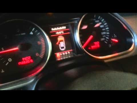 Audi A3 2 0 TDI Klapna Gasa