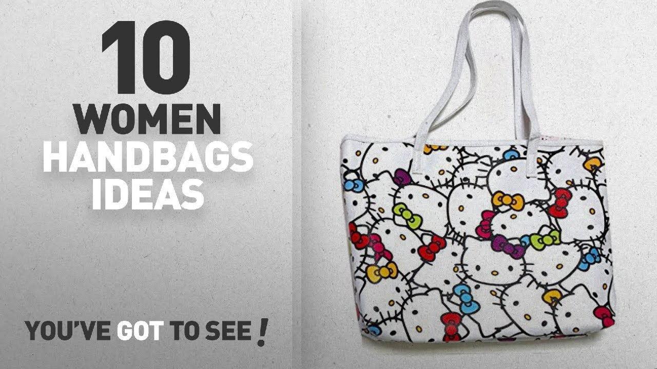 f89437ec5 Top 10 Hello Kitty Handbag [ Winter 2018 ]: Hello Kitty Faux Leather ...