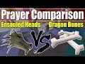 Why Do People Still Use Dragon Bones..? [Old School Runescape Comparison]