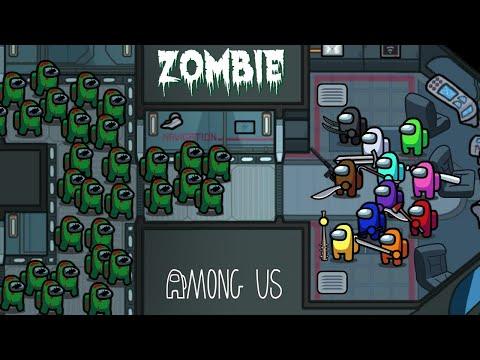 Among Us Zombie Season 1 - Ep1 ~ 6 -  Animation