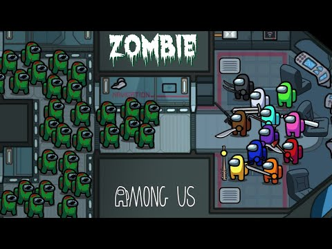 Among Us Zombie Season 1 - Ep1 ~ 6 - Animation