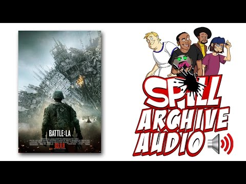 'Battle Los Angeles' Spill Audio Review