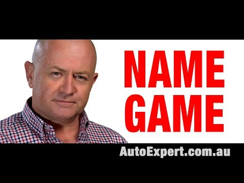 Top 3 Worst ever Automotive Engineering Component Names | Auto Expert John Cadogan | Australia