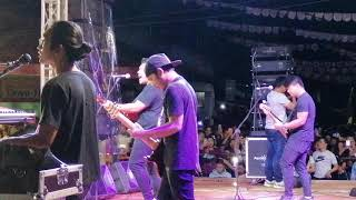 Kung Di Rin Lang Ikaw - December Avenue - Live in Tanjay City