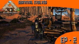 ARK: Survival Evolved - Water Well - Scorched Earth - EP-2
