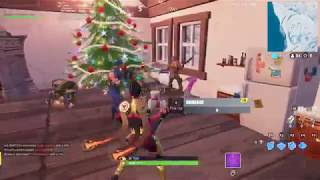 Fortnite Fortbyte #29: Found Underneath the Tree in Crackshot's Cabin
