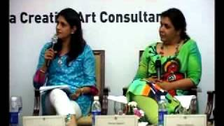 art CHENNAI 2011- Art Conversations - The Art Market, Day 2, Session 2,Part 4 of 8