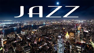 Smooth Midnight JAZZ - Black Night City JAZZ for Calm - Saxophone JAZZ