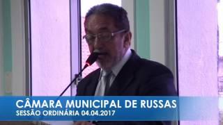 Paulo Santiago - Pronunciamento 04 04 2017