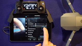 Flying The DJI Mavic Pro Indoors? Change This Setting First!