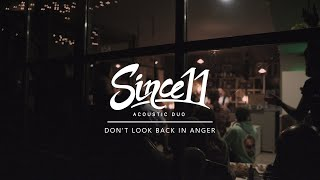 Potzblitz.Session x Since11 – Don't Look Back in Anger (Live Acoustic Cover)