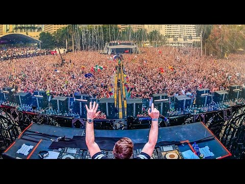 Hardwell Live at Ultra Music Festival Miami 2017