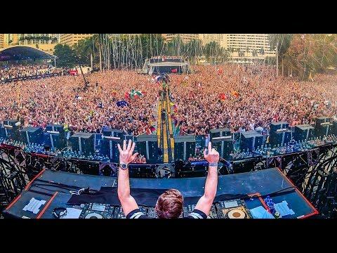Hardwell Live at Ultra Music Festival Mi