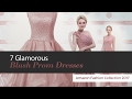 7 Glamorous Blush Prom Dresses Amazon Fashion Collection 2017