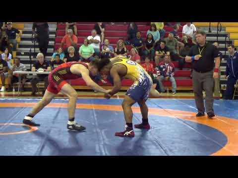 79 kg, Peyton Walsh, Marines vs. Austin Craig, Navy