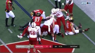 Nebraska vs Maryland 2019 in 40 Minutes (Full Game)