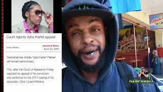 Gambar cover Court rejects Vybz Kartel appeal