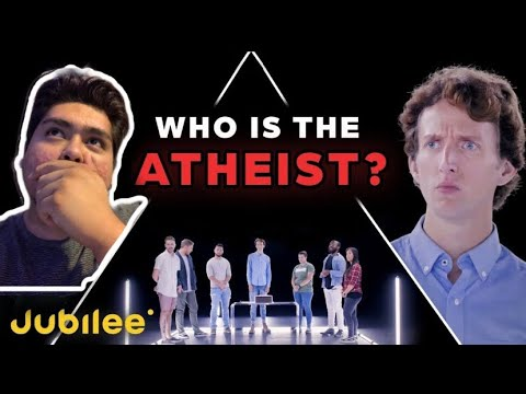 Reacting to 6 Christians vs 1 atheist | Jubilee