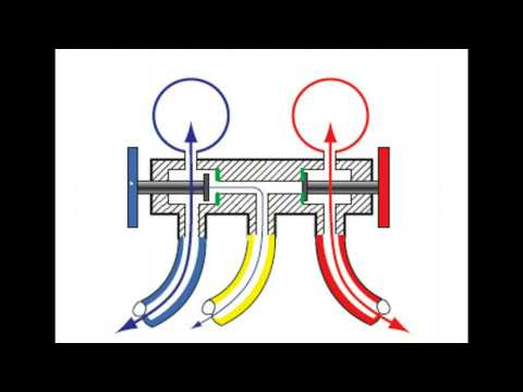 differential pressure gauge hook up