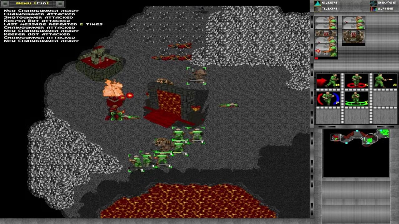 Doom Rts Gameplay Youtube