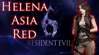 Mod RE6 (PC) - Helena Asia Red (my first mod! :D)