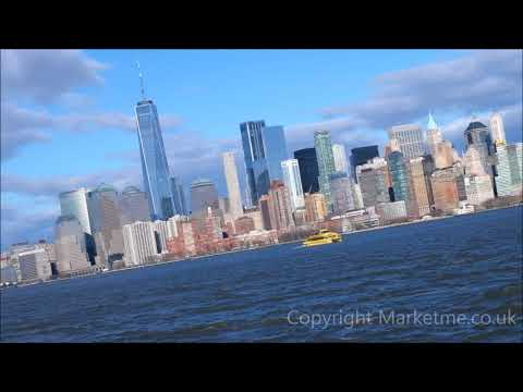 New York City Video Montage from visit in March 2018
