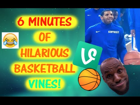 THE BEST FUNNY BASKETBALL VINES (Dunks, Crossovers, & FAILS!) NEW 2017 (HD)
