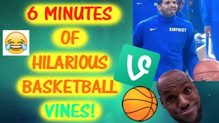 THE BEST FUNNY BASKETBALL VINES (Dunks, Crossovers, & FAILS!) NEW 2018 (HD)